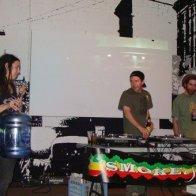 reggae night at the den
