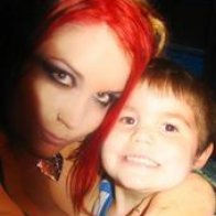 me and my baby
