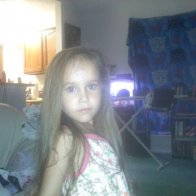 My lil girl age 4