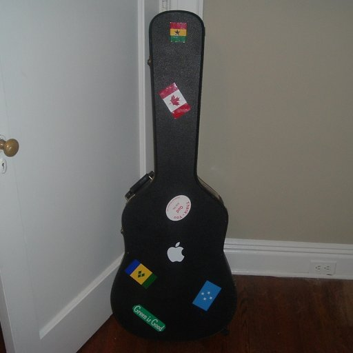 My guitar case