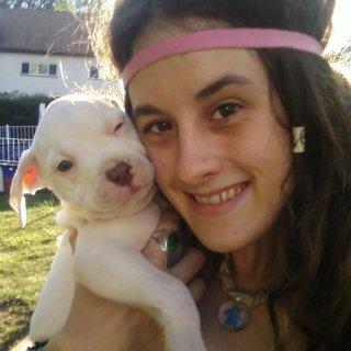 awwww cute pup