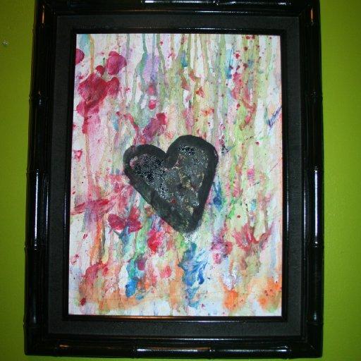 my daughters art