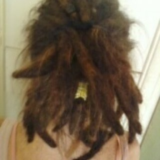 tayes dreads
