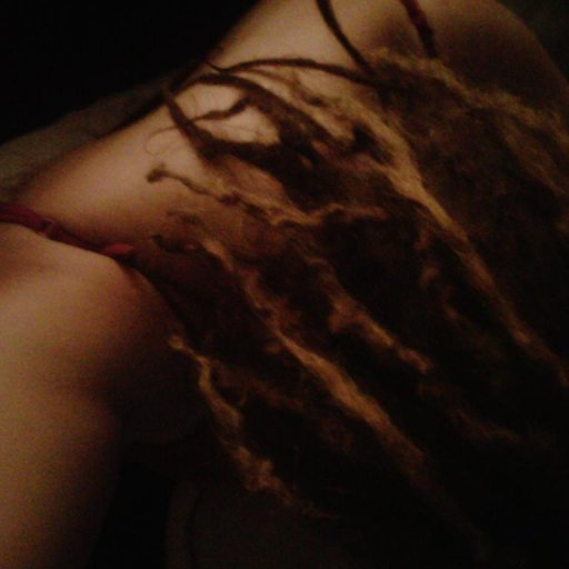Back of dreads 4 months