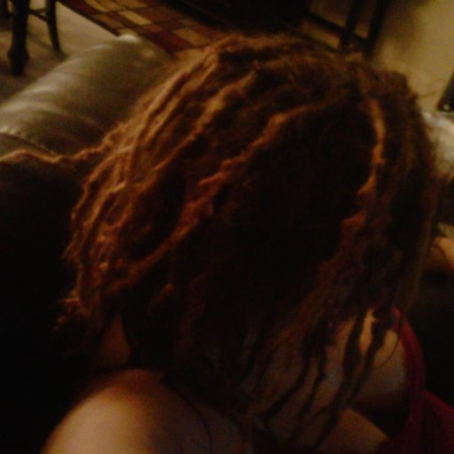 Right side of dreads 4 months
