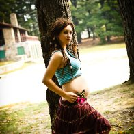 Pregnancy shoot with Kayla Jean #2