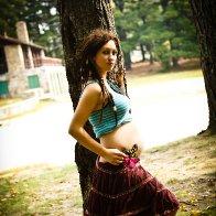 Pregnancy shoot with Kayla Jean #2
