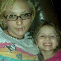 Dread baby and dread mommy. :)