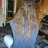 Back of dreads 30th October