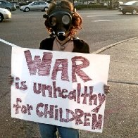 War is unhealthy