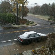 First snow fall!!!!!