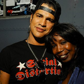 slash and mum