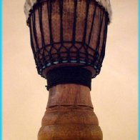 My Newest Djembe