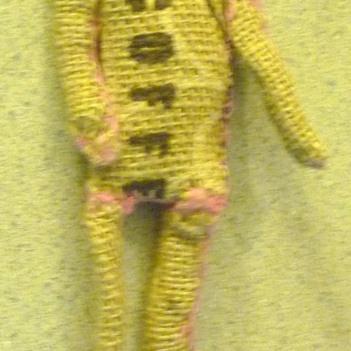 Handmade Doll by me