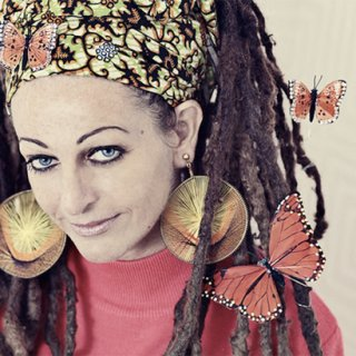 Ari Up was a fierce punk rocker, a raging reggae diva and an amazing human being and friend. This world will be a lot darker without her. R.i.P. sweet sister Madussa ♥♥♥