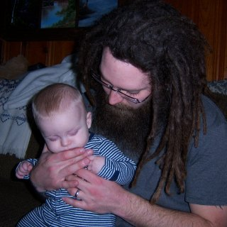 Dreads are about 16 months.