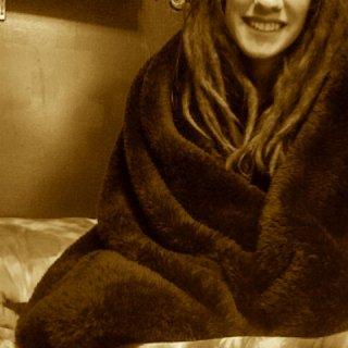 coziest blanket ever!!!