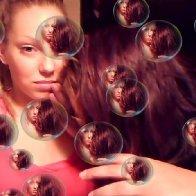 ummm...bubbles!!!