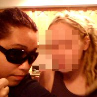 me and best friend jessica!!!