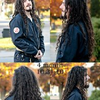 Matt dreads 4 months (composite)