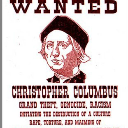Christopher Columbus: Wanted