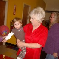 My Aluli, (mama) and my grand daughter Aubree