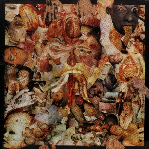 Carcass - Reek Of Putrefaction (Front)