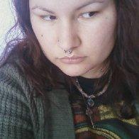 My shaggy hair soon to be dreaded :)
