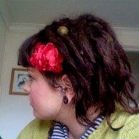 Side, flowers! :)