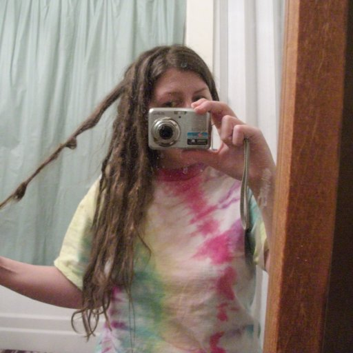 Loopy dreadlock