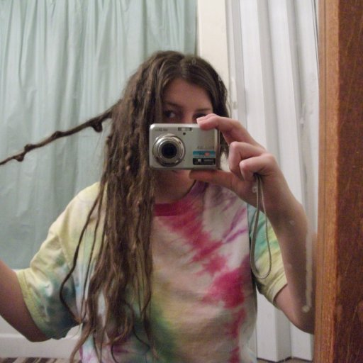 Pretty dreadlock