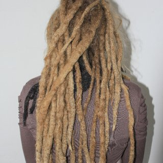 my dreadies are getting so long