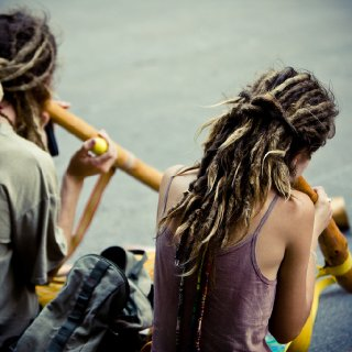 dreadlocks buddism 2