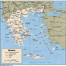 Dreads in Greece