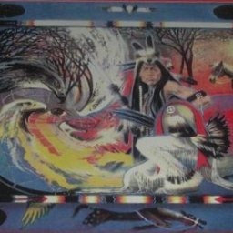 Native American Indian Dreadheadsr