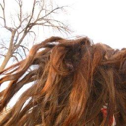 i love my messy hair