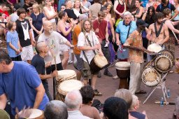 dready drummers