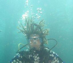Scuba Diving Dreadheads