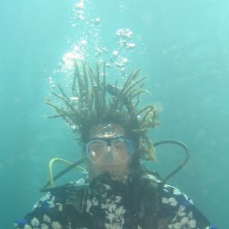 Scuba Diving Dreadheads