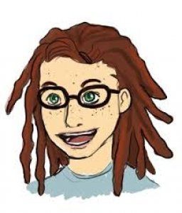 Caucasian- typical dreads: appearance