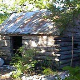 log cabin livin