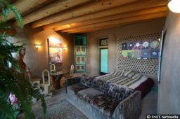 Sustainable Earthship Communities