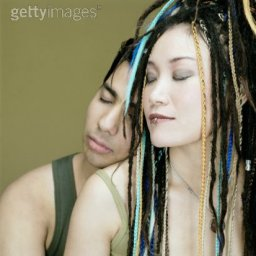 asian dreadlocks
