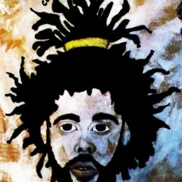 dreadlocked artist gallery