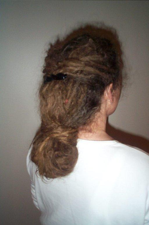 momma has dreads