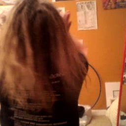First dreadlock vid