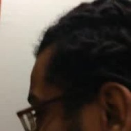 My attempt at styling my locs